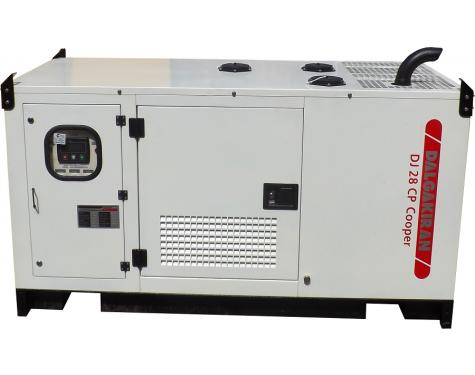 Дизельный генератор DALGAKIRAN DJ 22CP - Фото_2
