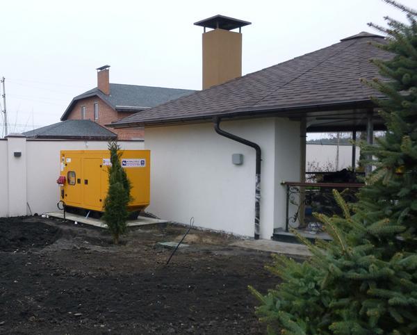генераторы для дома и дачи